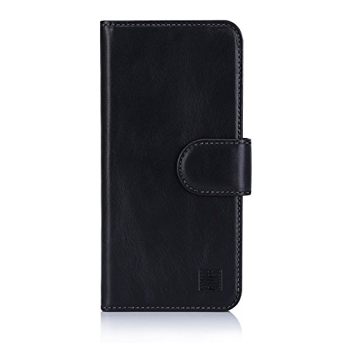 32nd Premium Series - Real Premium Leather Book Wallet Case Cover For Samsung Galaxy S9  Real Leathe