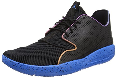 Nike Jordan Mens Jordan Eclipse Black/Pht Bl/Fr Pnk/Atmc Orng Running Shoe 11 Men US